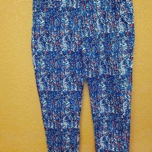 Levi's patterned jeans